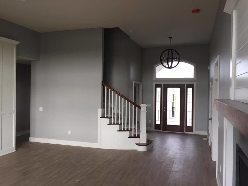 Burlington luxury home entry way