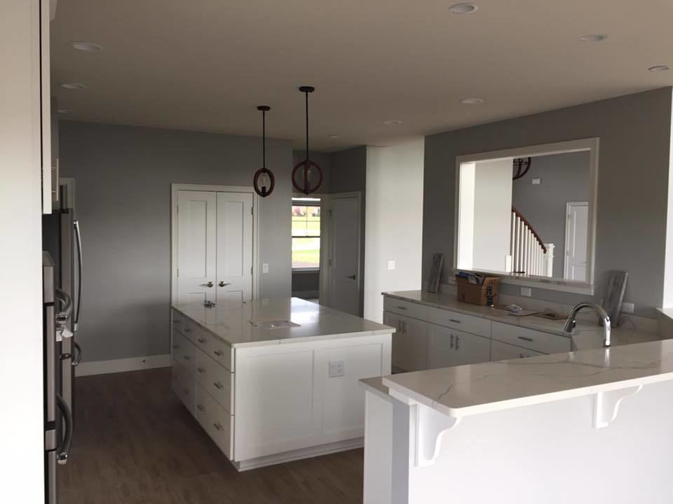 Kitchen Remodel in Burlington