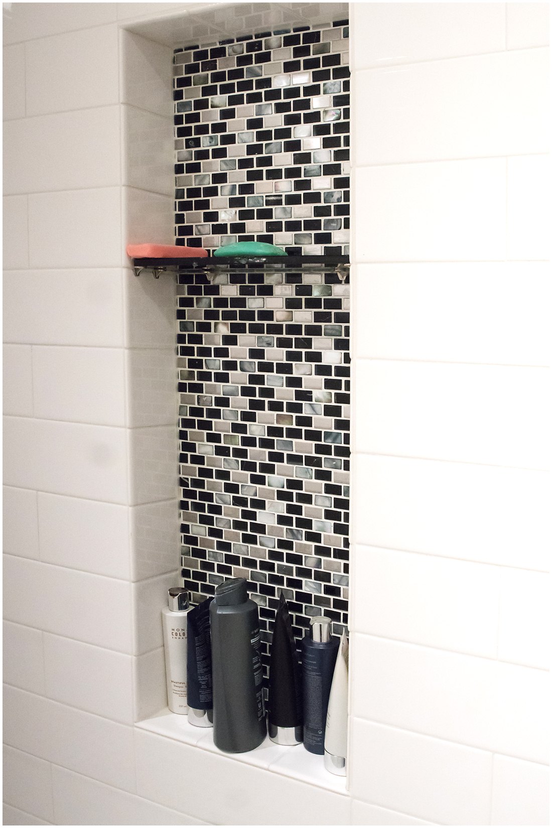 Custom Shower Tiles