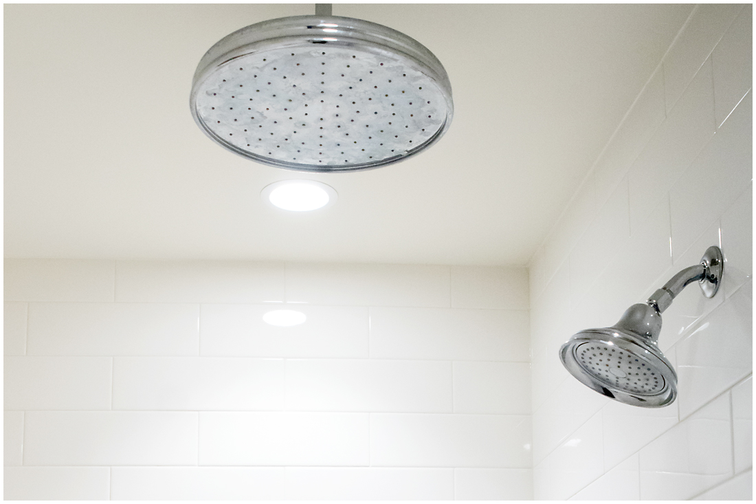 Custom Rainfall Shower Heads
