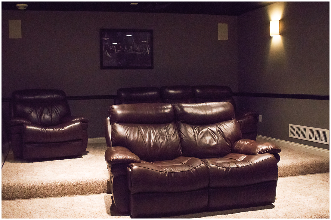 Home Theater Bonus Room